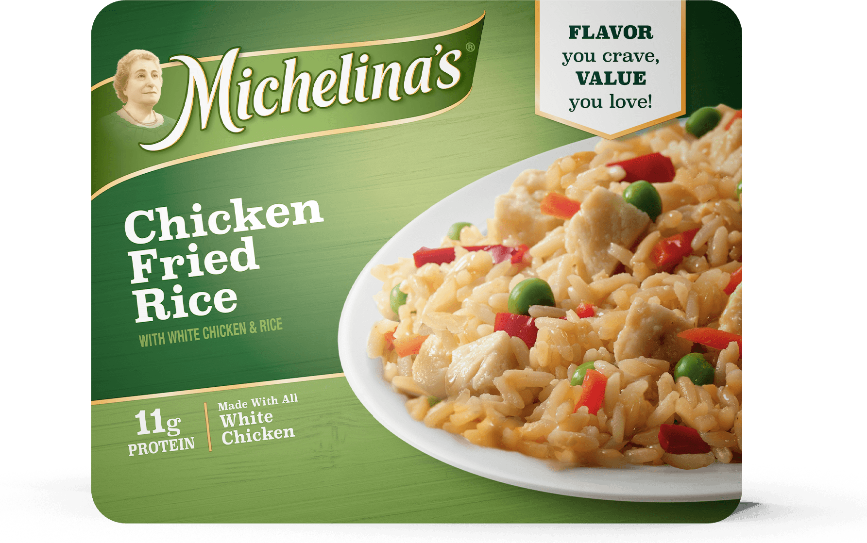 Chicken Fried Rice - Michelina's Frozen Entrees
