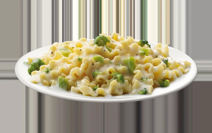 Lasagna Alfredo with Broccoli