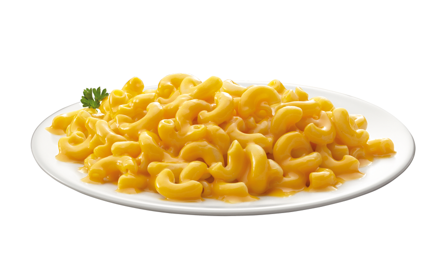 Macaroni & Cheese with Cheddar and Romano