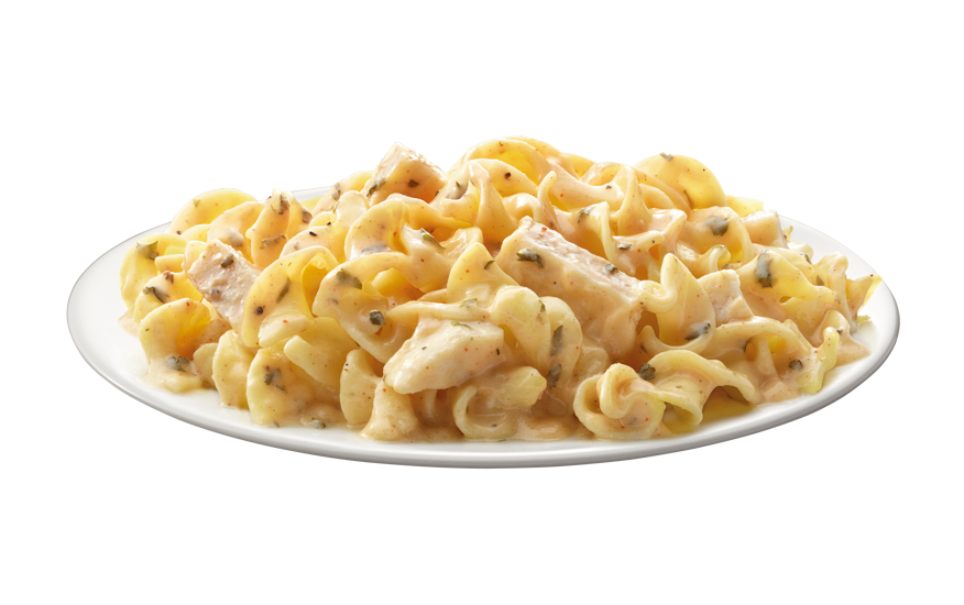 Spicy Chicken Alfredo